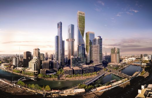 STH BNK by Beulah Melbourne towers
