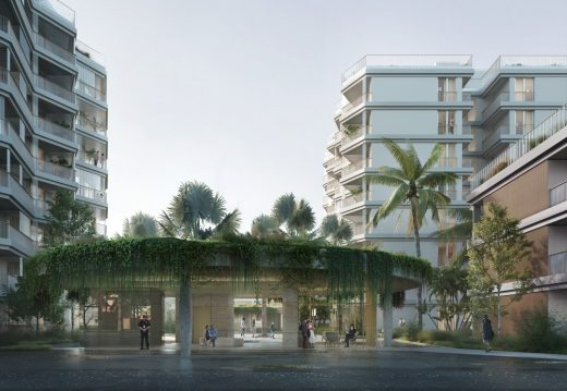 The Reef Residential Development Singapore