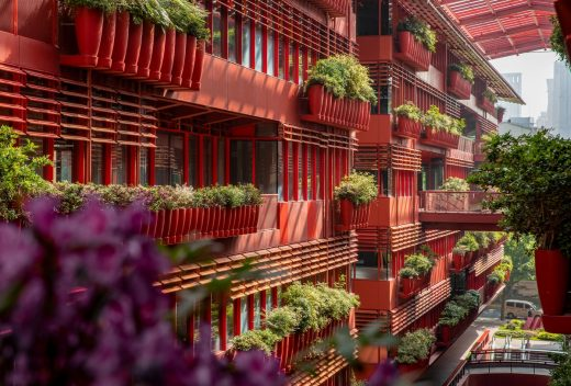 The Roof, Shanghai by Jean Nouvel