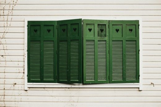 Types of Outdoor Shutters and Blinds
