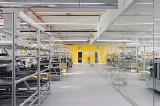 Vimar hub in Marostica, Italy logistics and production Building