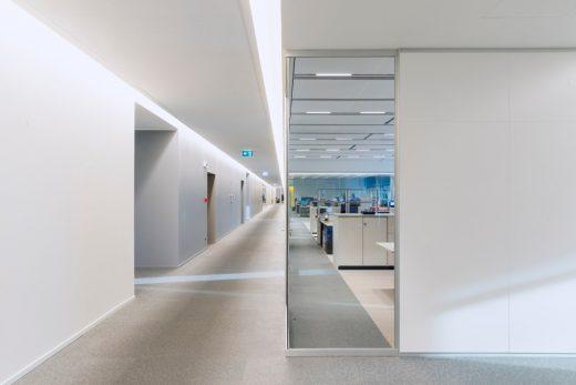 Vimar hub in Marostica, Italy building interior