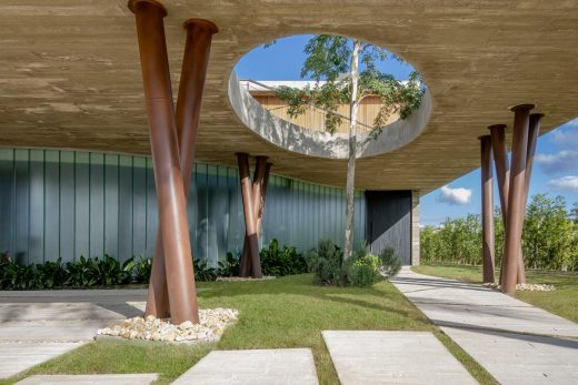 Ananda House in Eldorado do Sul by Stemmer Rodrigues