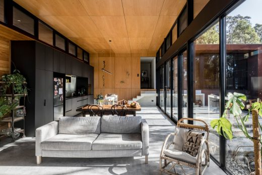 New Victoria home by Lachlan Shepherd Architects