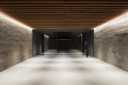 Commercial Space, Basque Country office interior
