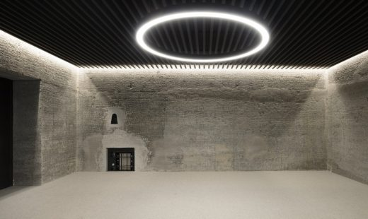 Basque Country office lighting design