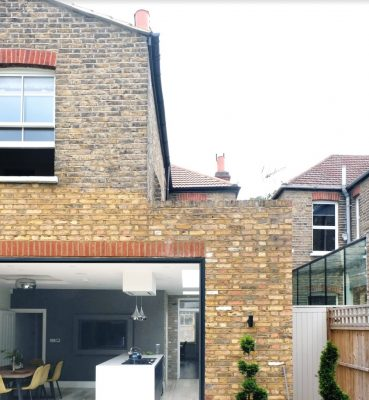 Chiswick home extension West London