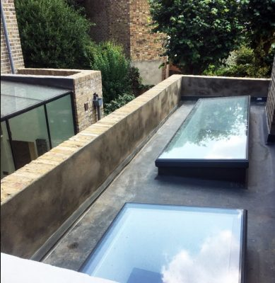 Chiswick house extension West London