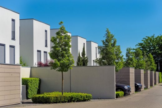 Commercial property for family living guide