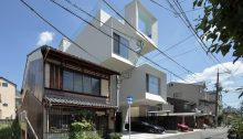 Japanese Houses - New Home in Kyoto City
