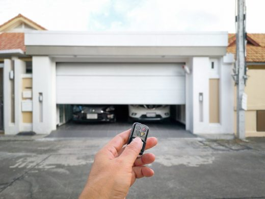 How to design perfect garage door for your home