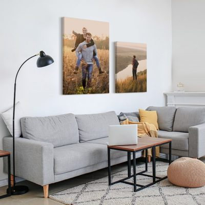 How to spruce up a home with personalized prints