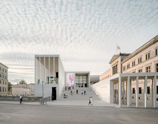 James-Simon-Galerie Berlin by David Chipperfield Architects