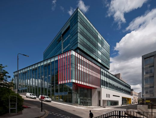 Learning and Teaching Building University of Strathclyde