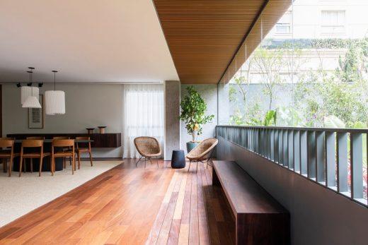 Melo Alves 645 Building São Paulo apartment