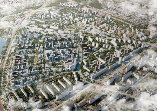 Moscow housing upgrade: Face of Renovation