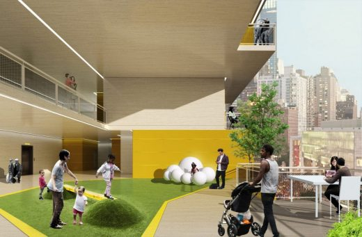 NYC affordable homes design