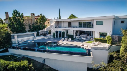 Pascal Mouawad's Bel Air Mansion