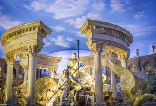 Physical casinos and their architecture