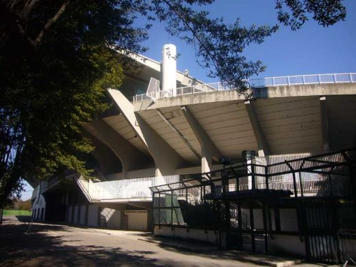 Rome Rugby Stadium building Italy