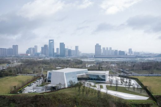 Chinese architecture design by Architects AAI – Monster LAB