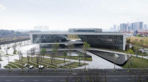 New Chinese architecture design by Architects AAI – Monster LAB