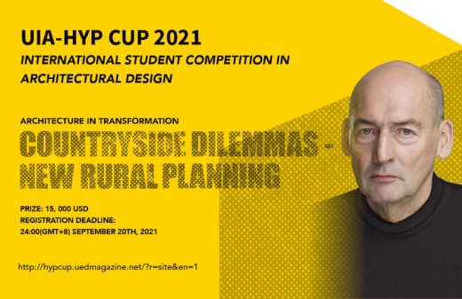 UIA HYP Cup 2021 International Student Design Competition