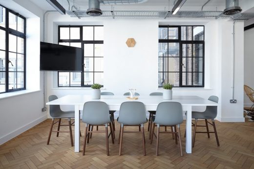 Ways to keep office building in top condition