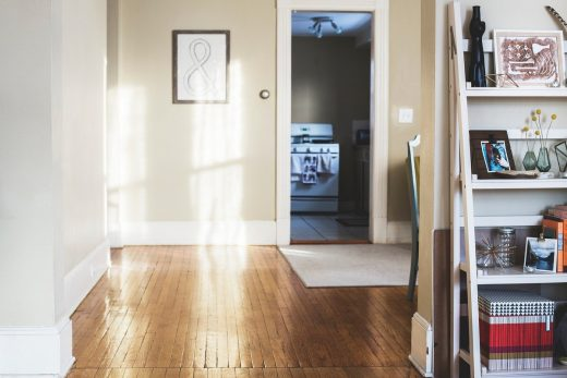 What to consider when laying a new floor