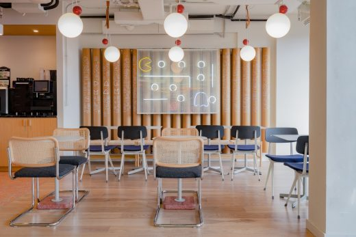 Xcelirate Barcelona offices by Lagranja Design