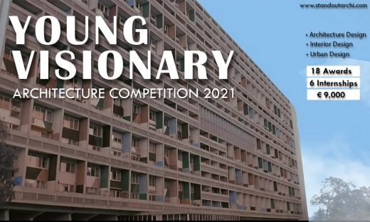 Young Visionary Architecture Competition 2021
