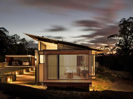 Australian Houses Wallaby Lane Home in QLD