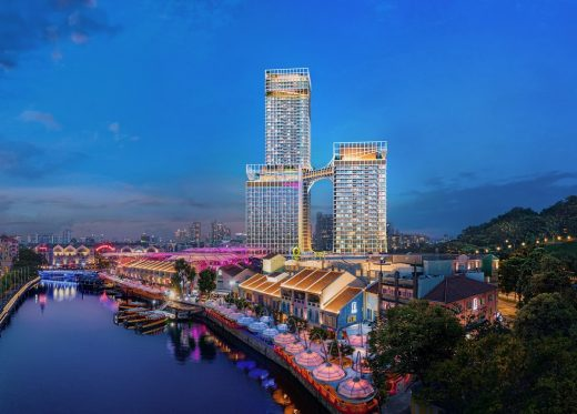 CanningHill Piers Singapore river residence