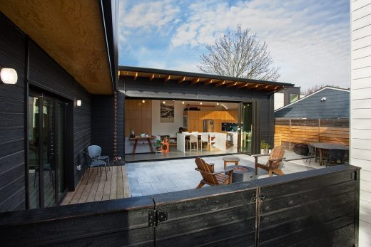 Central Area Backyard Cottage Seattle