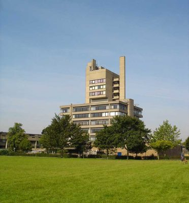 Charles Wilson Building Leicester University