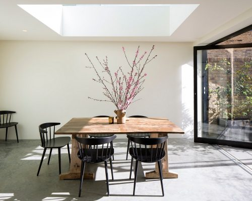 Columbia Road House Extension London