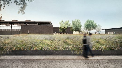 Paso Robles Building in Willow Creek AVA District by Clayton Korte