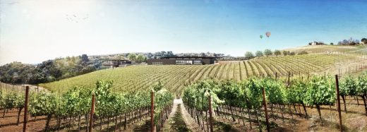Copia Vineyards Winery and Tasting Room, Paso Robles, California