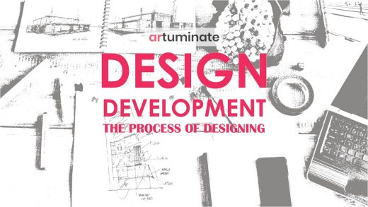 Design development – the process of designing competition