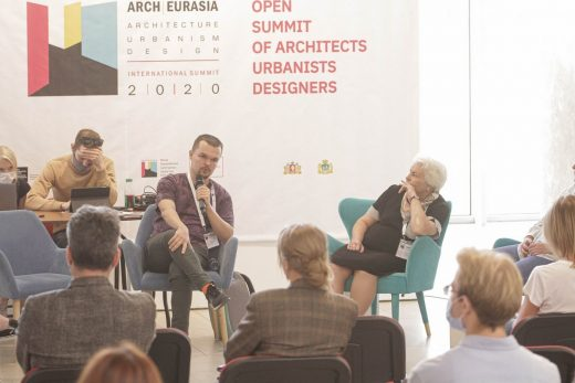 Eurasian Prize 2021 competition event