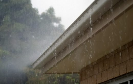 How to pick appropriate gutter system for building