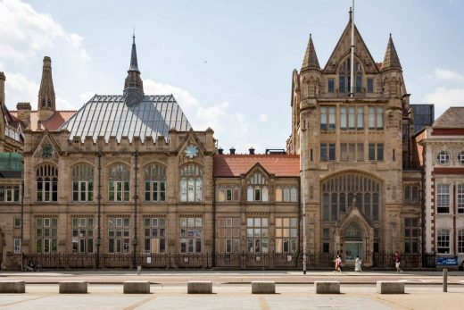 Manchester Museum 250 Oxford Road
