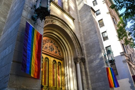 Young travellers choose gay and LGBT tolerant hotels