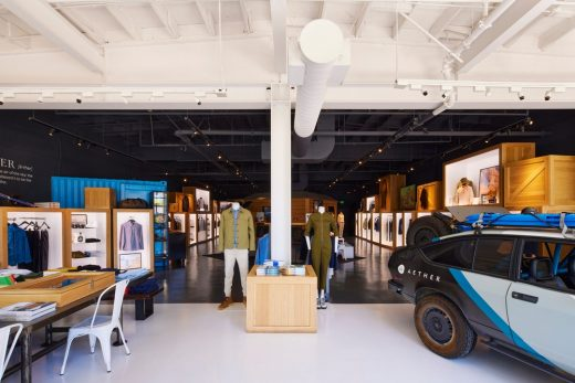 AETHER Apparel Flagship Store, Los Angeles