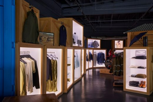 AETHER Apparel Flagship Store LA
