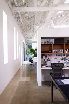 AETHER Apparel Headquarters Los Angeles