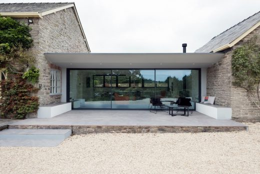 Contemporary Herefordshire residential property