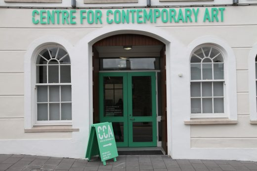 Centre for Contemporary Art Derry~Londonderry building