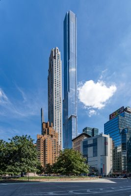 Central Park Tower New York City