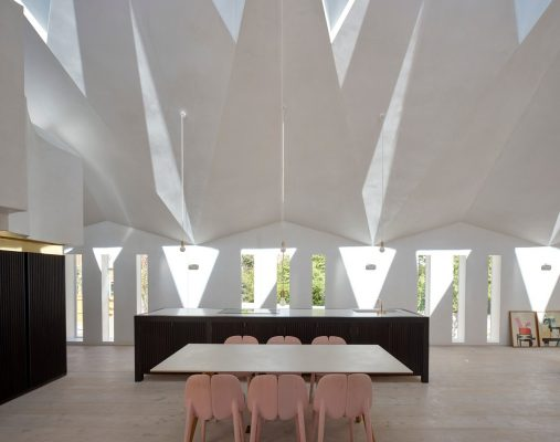 Chapel in London design by Craftworks